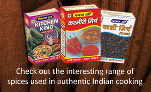 spices manufacturer for exports